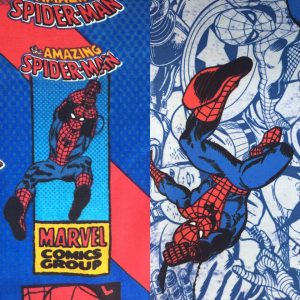 spiderman-fabric