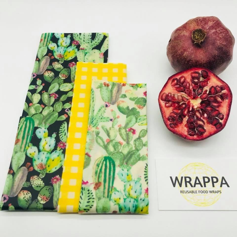 Sassy Succulents – Beeswax OR Vegan