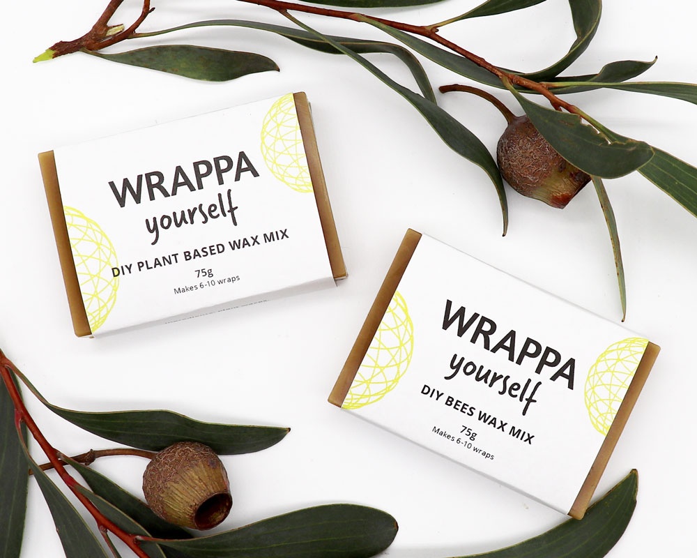 How to make wax wraps with iron
