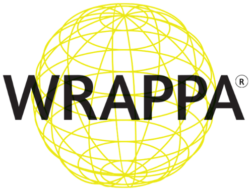WRAPPA Reusable Food Wraps Logo